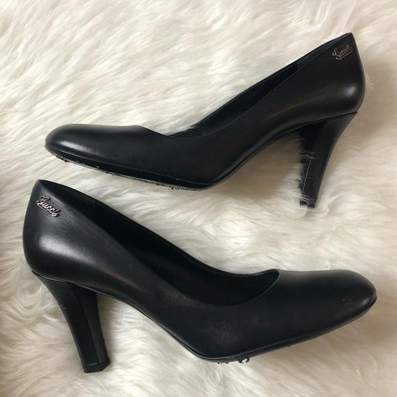 Gucci Shoes - Gucci Cork Nero C0C00 Size 41 11 Black